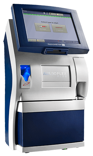 Analizador ABL90 FLEX PLUS